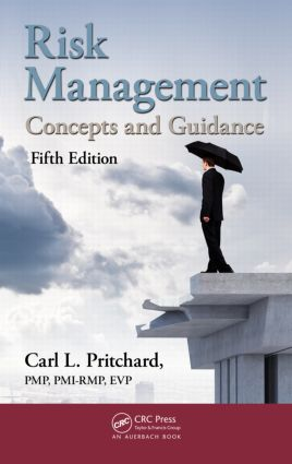 Risk Management: Concepts and Guidance, Fifth Edition, 5th Edition (Hardback) book cover