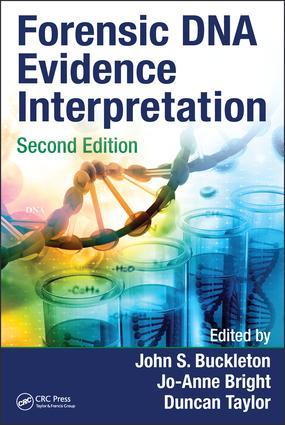 Forensic DNA Evidence Interpretation: 2nd Edition (Hardback) book cover