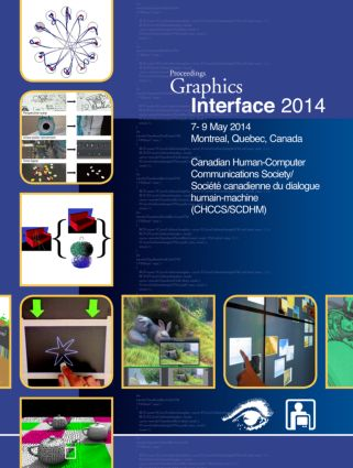 Graphics Interface 2014: 21st Edition (Paperback) book cover