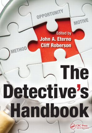 The Detective's Handbook book cover