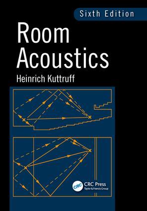 Room Acoustics book cover
