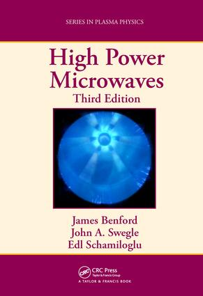 High Power Microwaves: 3rd Edition (Hardback) book cover