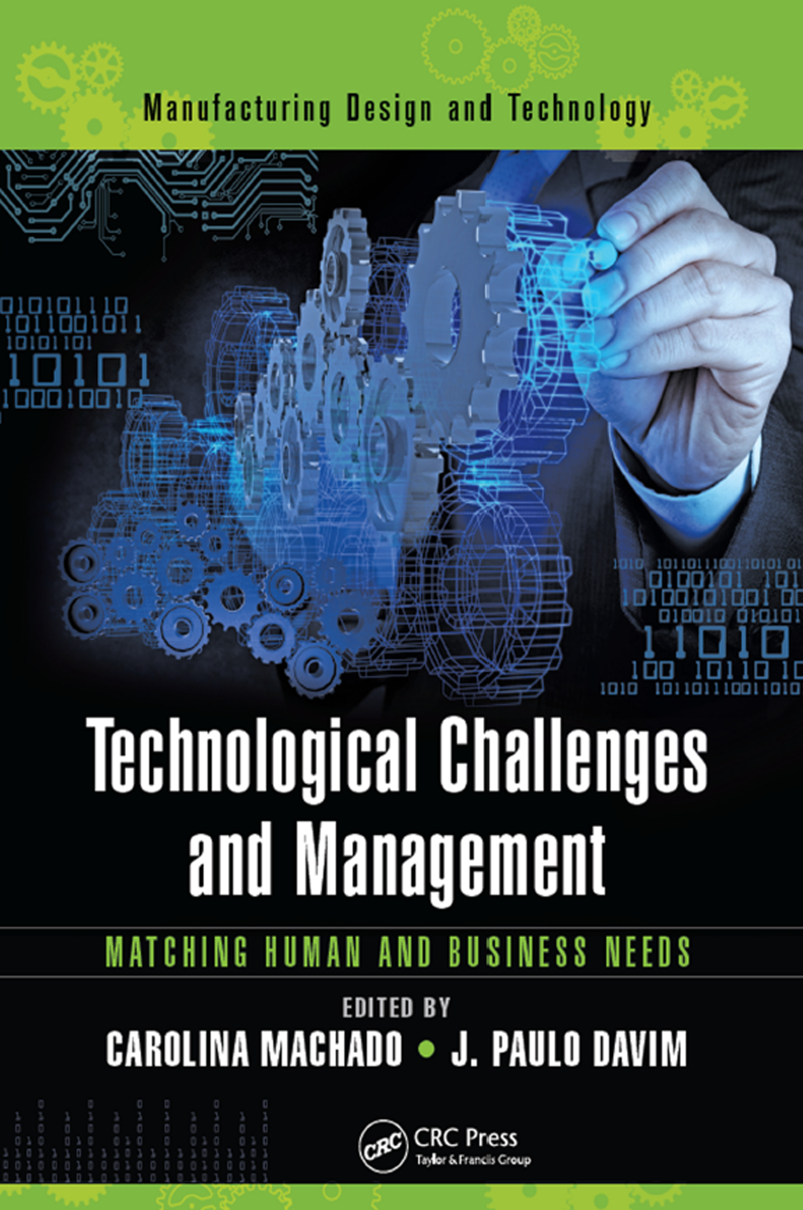 Technological Challenges and Management: Matching Human and Business Needs book cover