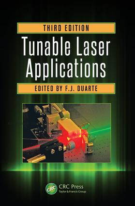 Tunable Laser Applications: 3rd Edition (Hardback) book cover