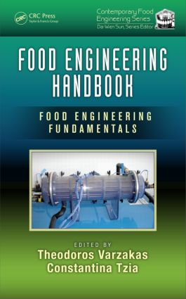 Food Engineering Handbook: Food Engineering Fundamentals, 1st Edition (Hardback) book cover
