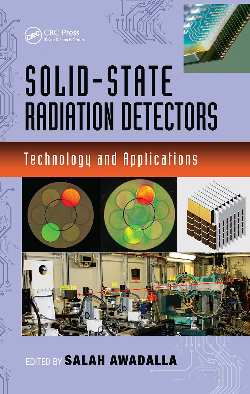 Solid-State Radiation Detectors: Technology and Applications, 1st Edition (Paperback) book cover