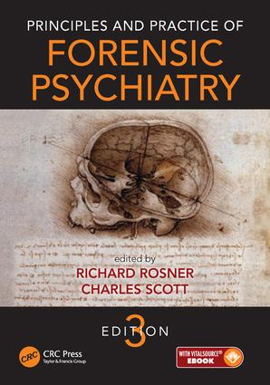 Principles and Practice of Forensic Psychiatry: 3rd Edition (e-Book) book cover