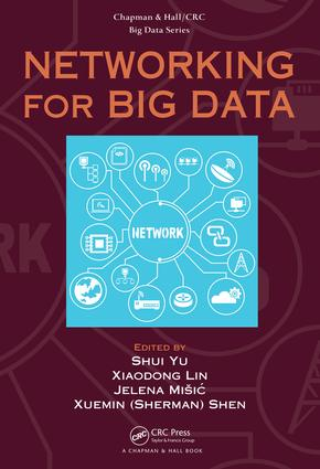 Networking for Big Data: 1st Edition (Paperback) book cover