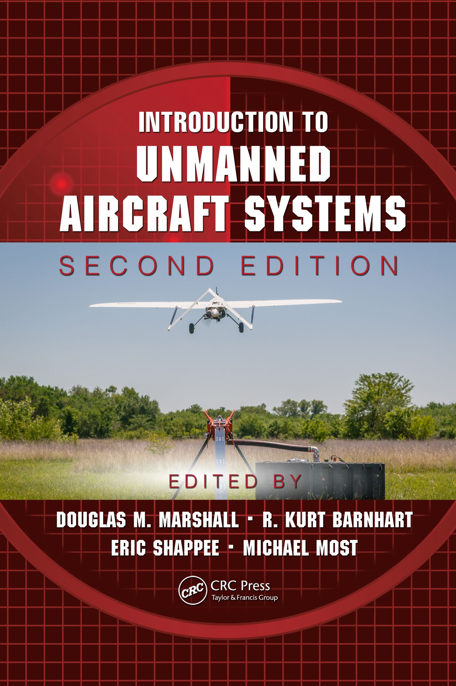 Introduction to Unmanned Aircraft Systems: 2nd Edition (Hardback) book cover
