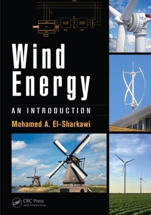 Wind Energy: An Introduction, 1st Edition (Hardback) book cover