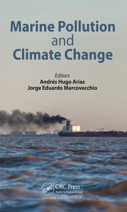 Marine Pollution and Climate Change (Hardback) book cover