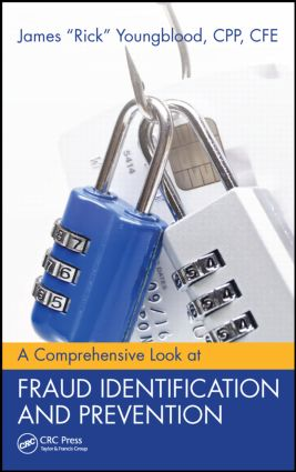 A Comprehensive Look at Fraud Identification and Prevention: 1st Edition (Hardback) book cover