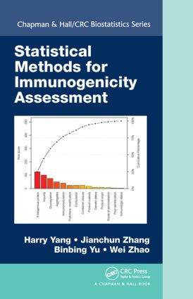 Statistical Methods for Immunogenicity Assessment book cover
