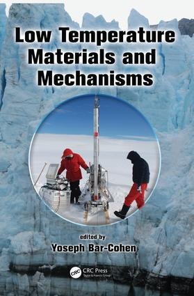 Low Temperature Materials and Mechanisms: 1st Edition (Hardback) book cover