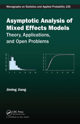 Asymptotic Analysis of Mixed Effects Models: Theory, Applications, and Open Problems, 1st Edition (Hardback) book cover