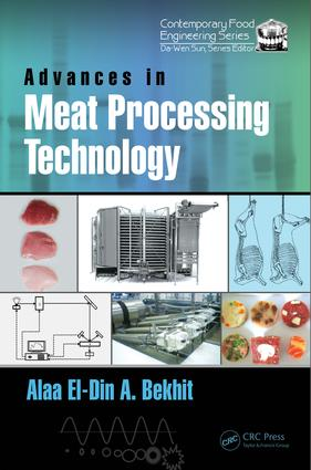 Advances in Meat Processing Technology book cover