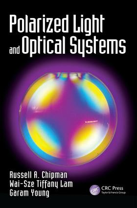 Polarized Light and Optical Systems: 1st Edition (Hardback) book cover