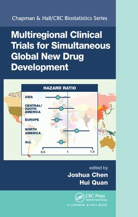 Multiregional Clinical Trials for Simultaneous Global New Drug Development book cover