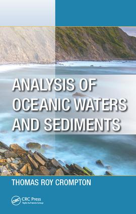 Analysis of Oceanic Waters and Sediments: 1st Edition (Hardback) book cover