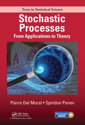 Stochastic Processes: From Applications to Theory, 1st Edition (e-Book) book cover