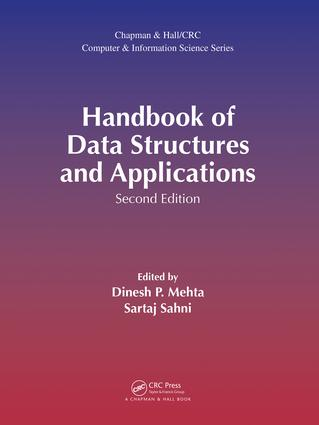 Handbook of Data Structures and Applications: 2nd Edition (e-Book) book cover