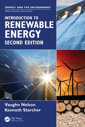 Introduction to Renewable Energy book cover