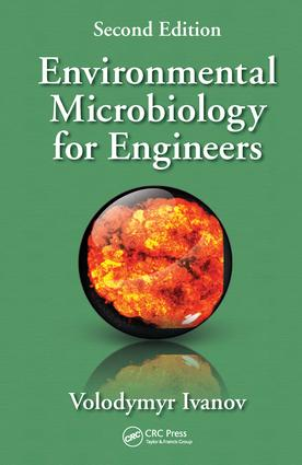 Environmental Microbiology for Engineers: 2nd Edition (Hardback) book cover