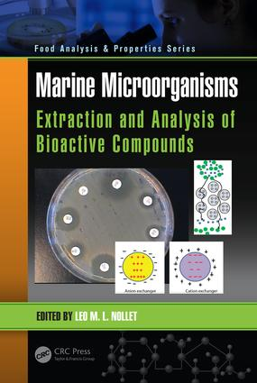Marine Microorganisms: Extraction and Analysis of Bioactive Compounds, 1st Edition (Hardback) book cover