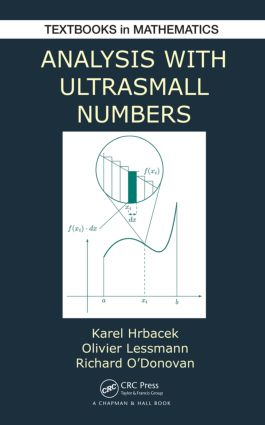 Analysis with Ultrasmall Numbers (Hardback) book cover
