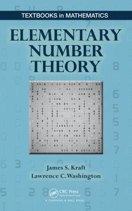 Elementary Number Theory: 1st Edition (Hardback) book cover