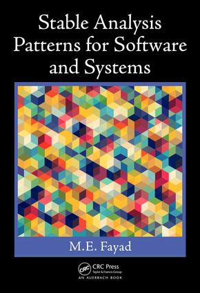 Stable Analysis Patterns for Systems: 1st Edition (Hardback) book cover