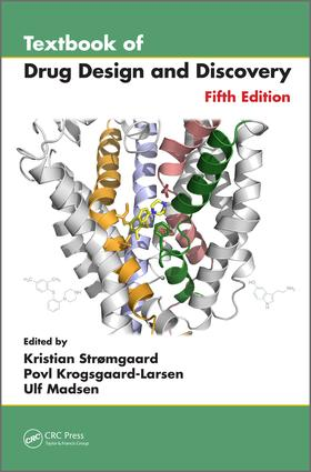 Textbook of Drug Design and Discovery: 5th Edition (Hardback) book cover