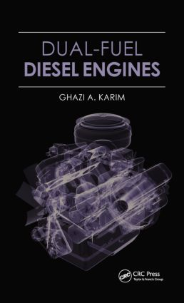 Dual-Fuel Diesel Engines: 1st Edition (Hardback) book cover