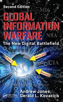 Global Information Warfare: The New Digital Battlefield, Second Edition, 2nd Edition (Hardback) book cover