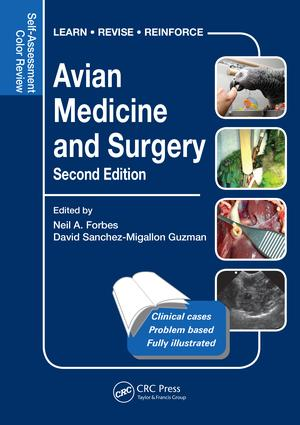 Avian Medicine and Surgery: Self-Assessment Color Review, Second Edition, 2nd Edition (Paperback) book cover