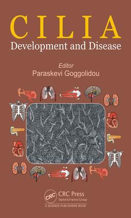 Cilia: Development and Disease, 1st Edition (Hardback) book cover
