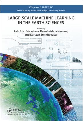 Large-Scale Machine Learning in the Earth Sciences book cover