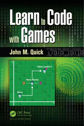 Learn to Code with Games: 1st Edition (Paperback) book cover