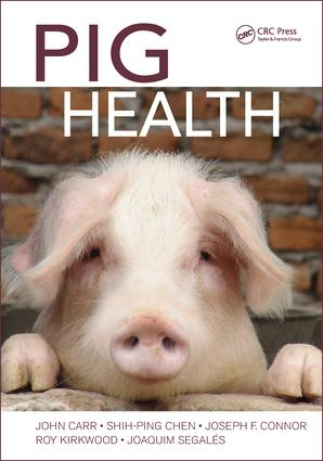 Pig Health: 1st Edition (Hardback) book cover