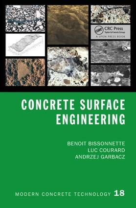 Concrete Surface Engineering book cover