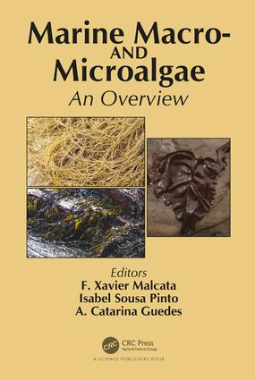 Marine Macro- and Microalgae: An Overview, 1st Edition (Hardback) book cover