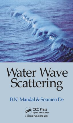 Water Wave Scattering: 1st Edition (Hardback) book cover