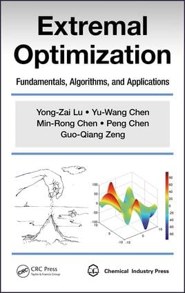 Extremal Optimization: Fundamentals, Algorithms, and Applications, 1st Edition (Hardback) book cover
