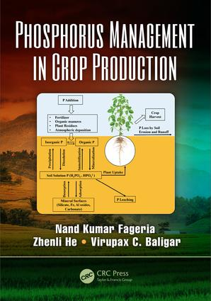 Phosphorus Management in Crop Production: 1st Edition (Hardback) book cover