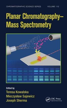 Planar Chromatography - Mass Spectrometry book cover
