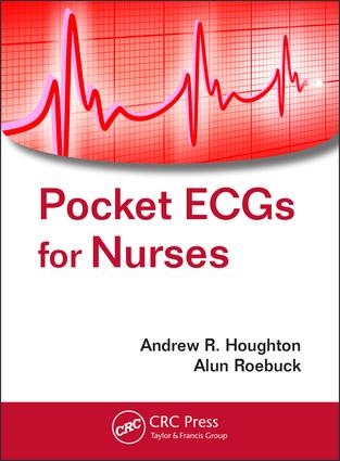 Pocket ECGs for Nurses: 1st Edition (Paperback) book cover