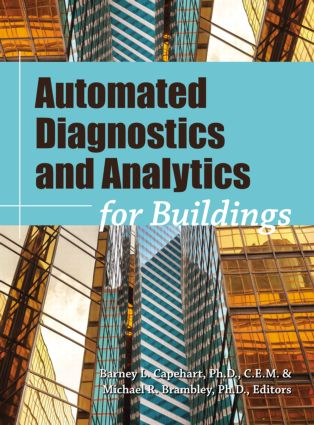 Automated Diagnostics and Analytics for Buildings: 1st Edition (Hardback) book cover