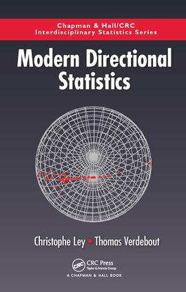 Modern Directional Statistics book cover