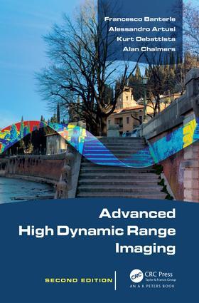 Advanced High Dynamic Range Imaging: 2nd Edition (Hardback) book cover