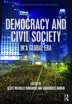 Democracy and Civil Society in a Global Era: 1st Edition (Hardback) book cover